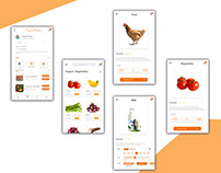 Organic Milk and Vegetables Applications