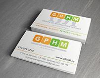GPHM visual identity