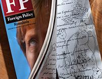 Foreign Policy - No hidden agendas