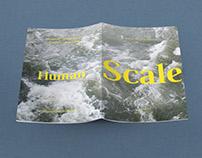 Human Scale Fazine