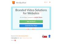NetQualified.com Web App Design and Development