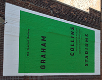 Mural/signage for the Journal Gallery (September 2015)
