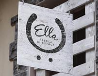 Ella - Brand identity