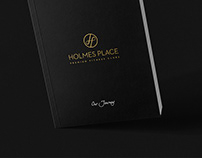 Homes Place - Journey Book