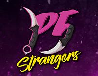 P5 Strangers - Logo and banner - eSports Team