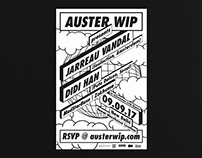 Auster WIP Warehouse Party, New Delhi