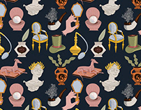 ROYAL STORIES | PATTERNS COLLECTION