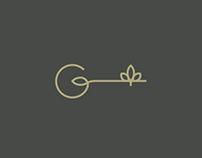 Gorelskaya interiors branding