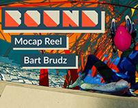 Bound Mocap Reel