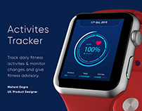 Activities Tracker