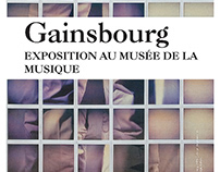 Exposition Serge Gainsbourg