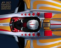 2017 Singapore Grand Prix Formula 1®