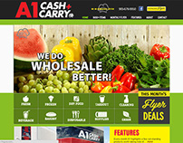 A-1 Cash and Carry