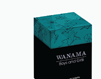 Packaging para Wanama