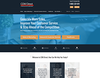 CDM Direct Website