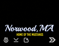 Norwood, MA Snapchat Geofilter