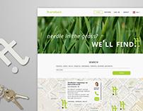 Identity & digital design for itcameback service