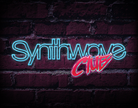 Synthwave Club - Logo and Artworks / 2016