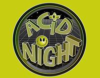 Acid Night Branding