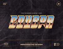 Coubra Free Font