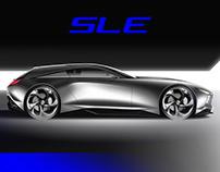 Mercedes-Benz SLE