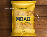 O'DAD - Packaging design