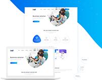 Web Development Layout Design