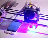 Chalkaat - AR based interface for laser-cutting