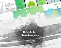 Maps of the World Presentation Template | Free Download