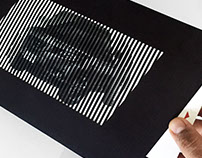 Optical Effect Card - Nissan