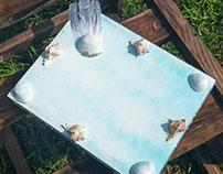 Seashell Memory Box