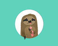 Cruel Sloth summer