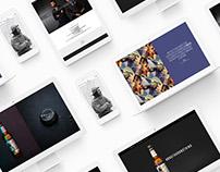 BRUTUS - Website