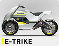 Touring Trike Concept (wip)