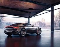 Aston Martin Vantage | Full CGI