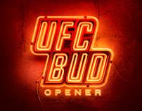 Budweiser - UFC Bottle Opener