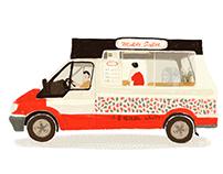 Vehicle Series / 雪糕車
