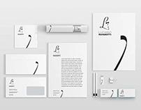 Logo || Corporate Identity || Luciano Pavarotti