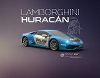 Lamborghini HURACAN Police unit