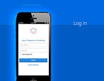 I phone Web Application