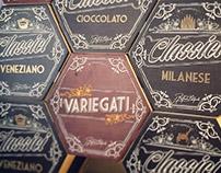 Packaging Panettone artigianale Caldarelli