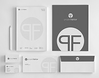 Corporate Identity for PF