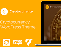 Cryptocurrency WordPress Theme - Responsive Crypto Site