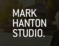 Mark Hanton Studio landscape architect brand identity