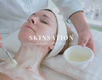 Skinsation | The UX Studio
