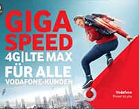 Jung von Matt // Vodafone // 4G LTE // Jetpack