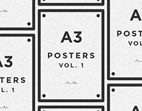 Posters Vol. 1