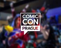 Photo report - Comiccon Prague 2020
