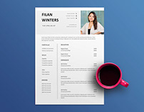 Free Tax Specialist Resume Template