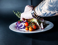 Food Paint - Chef Diogo Martins
